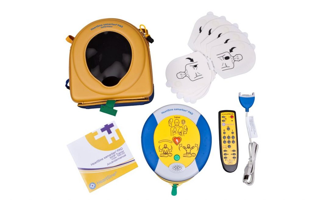 defibrillatore-didattico-trainer-BLSD-con-telecomando