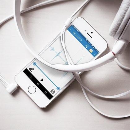 Stetoscopio Elettronico eKuore WiFi