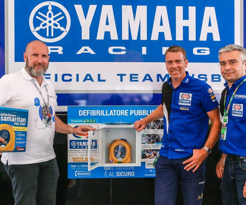 Defibrillatore-Yamaha-Simone-Madiai-Paul-Denning-Andrea-Dosoli-Superbike