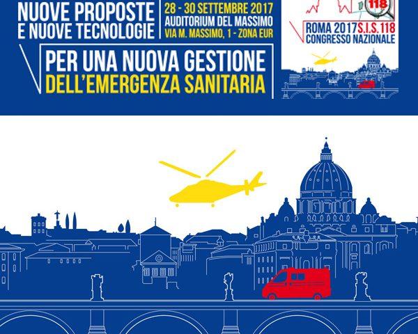 Congresso Nazionale SIS 118 Roma 28-29-30 settembre 2017