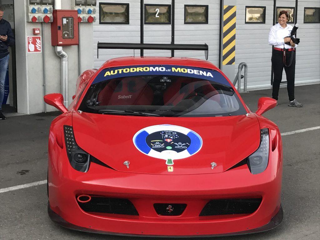 Ferrari 458 Challenge EVO
