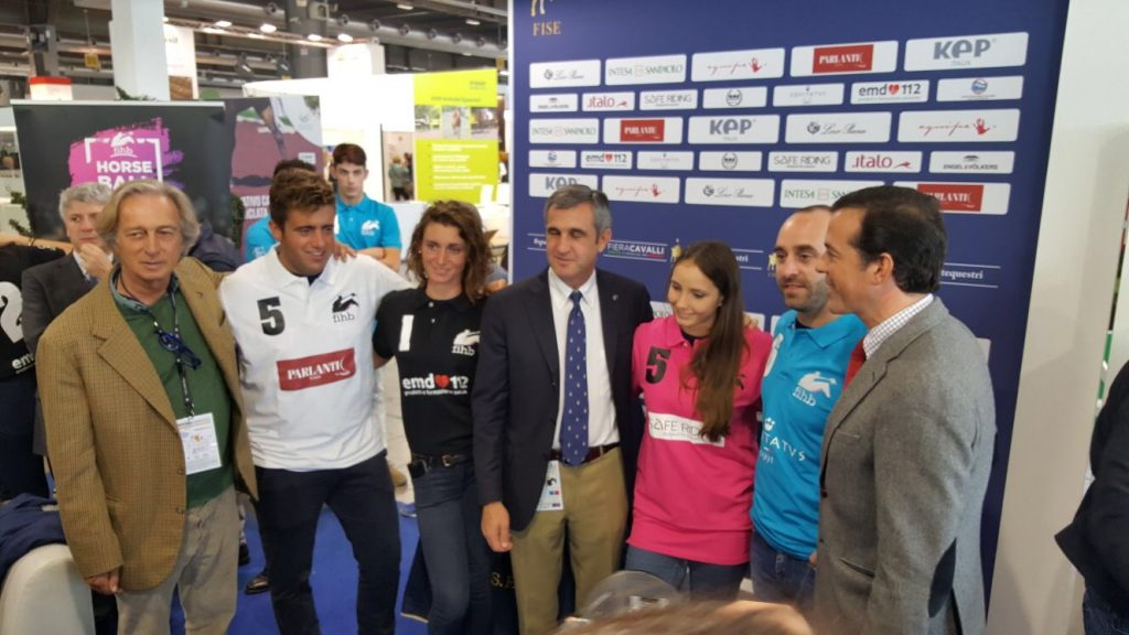 EMD112 Team Fiera Cavalli Verona