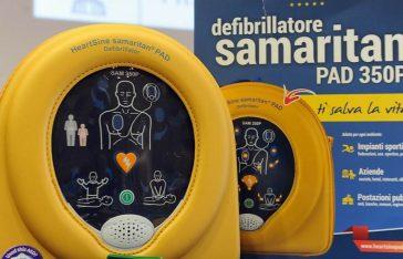 Defibrillatori samaritan PAD