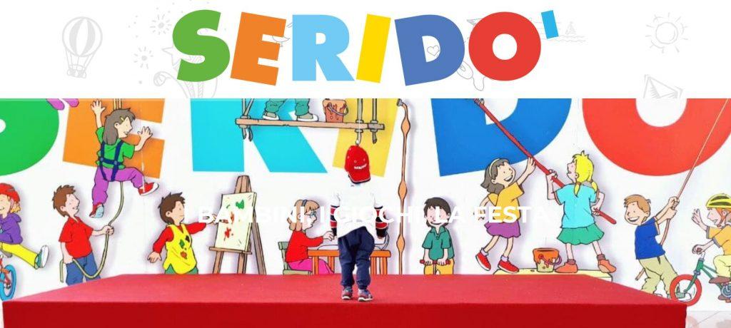 Seridò – I bambini, i giochi, la festa – Montichiari, brescia