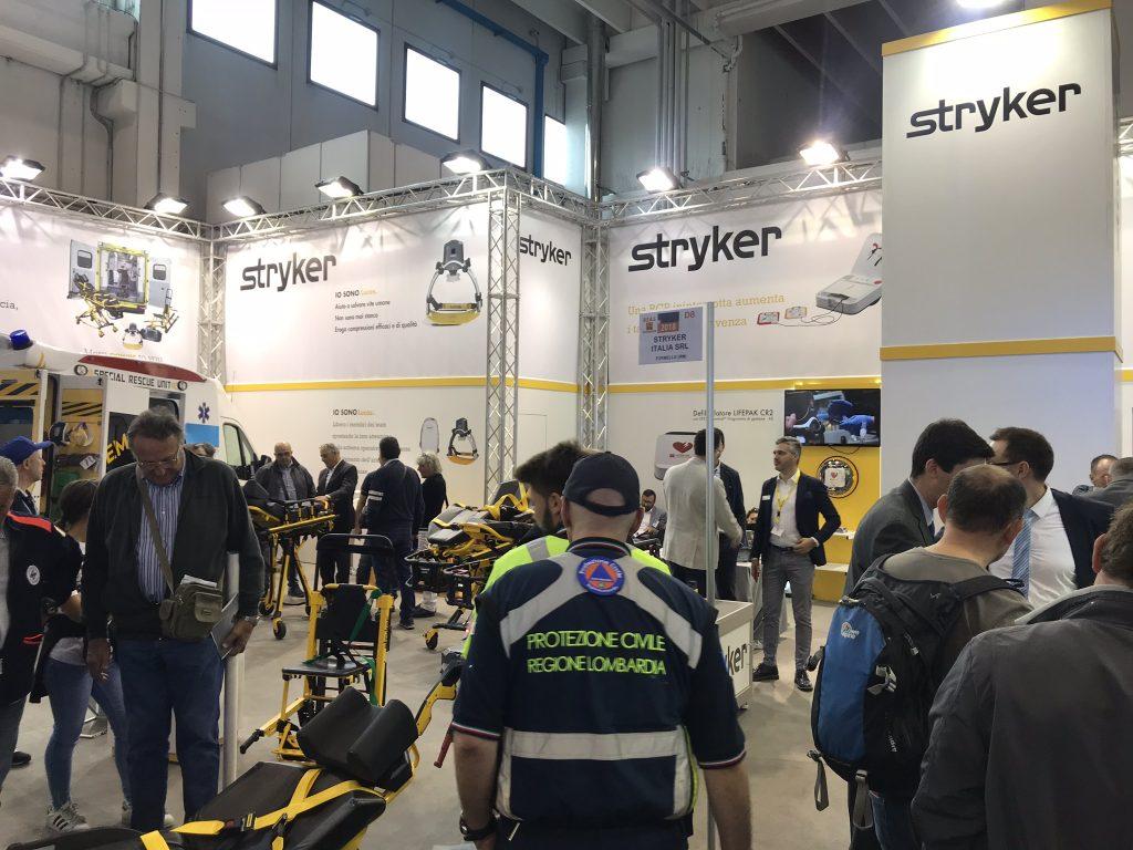 3 Stryker - REAS Montichiari 2018