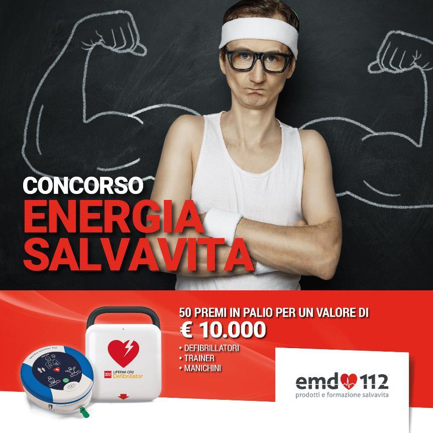 Concorso Energia Salvavita REAS