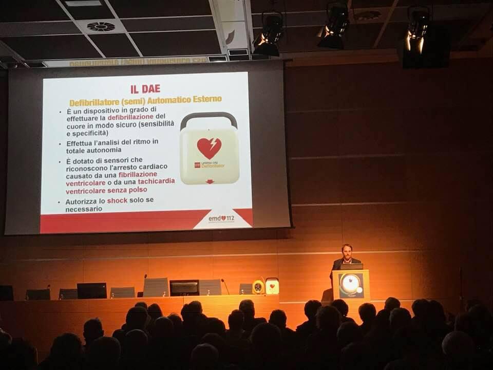 Defibrillatore CosmoSenior