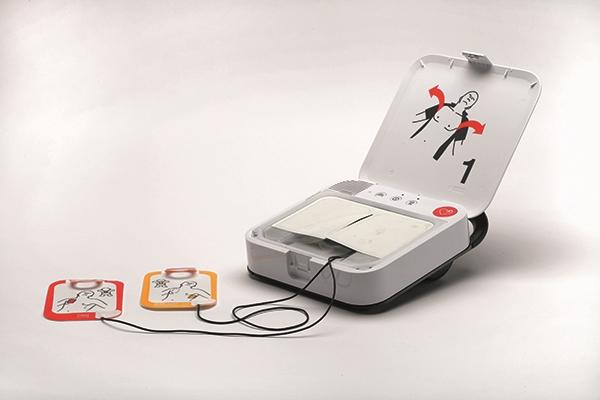 Defibrillatore telecontrollo