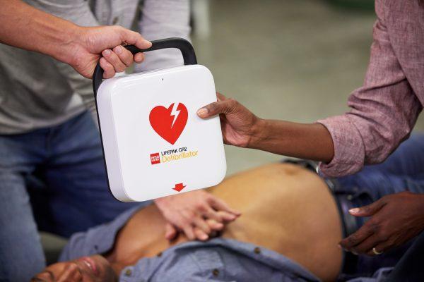 Defibrillatore DAE LIFEPAK CR2