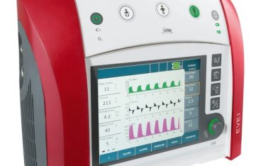 Ventilatore Polmonare trasportabile EVE TR emergenza urgenza medica