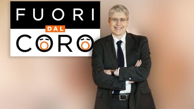 """Simone Madiai, CEO EMD112, Intervistato nella trasmissione TV """"Fuori dal coro"""" di Mario Giordano"""