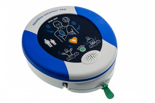 Defibrillatore-Semiautomatico-DAE-Heartsine samaritan PAD350P