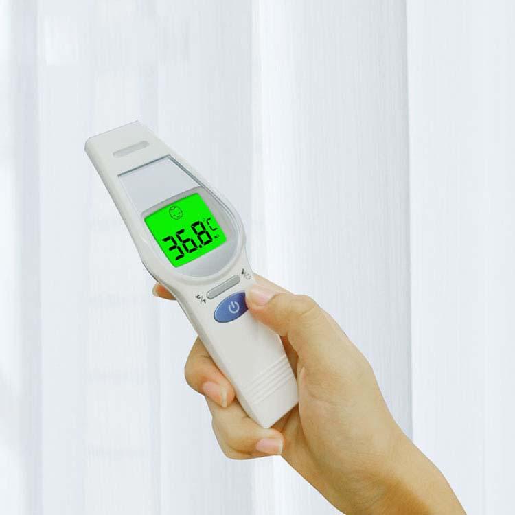 Termometro Febbre Infrarossi Senza Contatto Emd112 Prodotti E Formazione Salvavita Quando si parla di febbre? termometro febbre infrarossi senza contatto