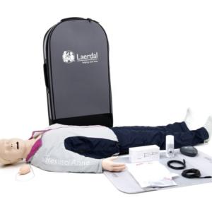 Resusci Anne QCPR testa intubabile