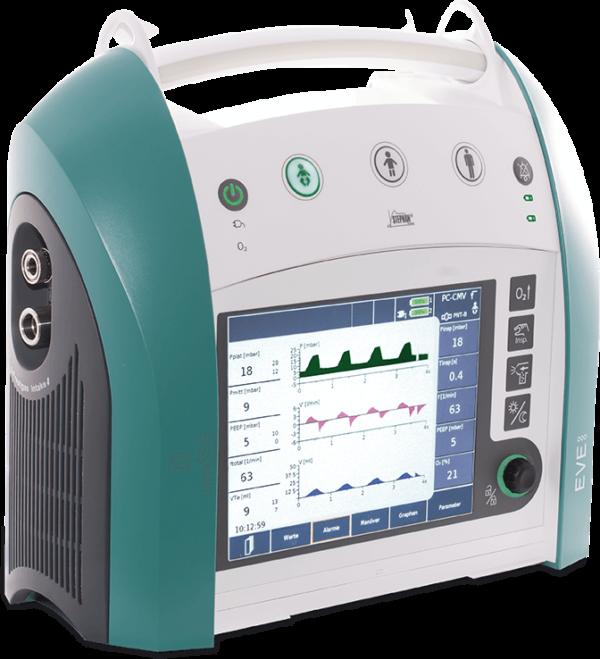 Ventilatore polmonare neonatale